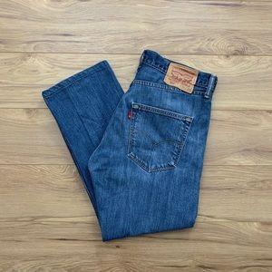 🔹Vintage Levi's 501 Straight Fit Jeans (34 x 30)
